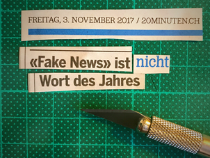 «Fake News ist nicht das Wort des Jahres»