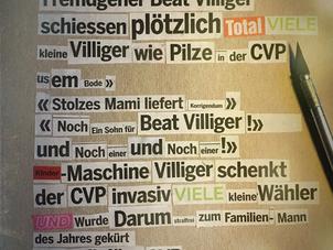 «Noch ein Sohn für Beat Villiger»