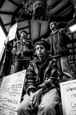 Street Photography photo-journalism Occupy Toronto