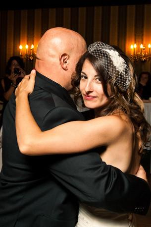 Bridal Portrait First Dance