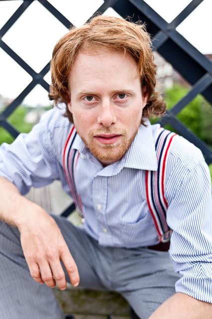 Matthew Krist Headshot Portrait