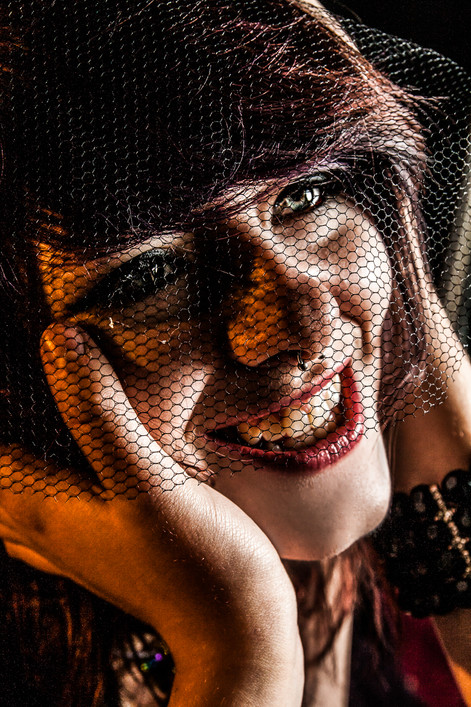 Dramatic Creative Portrait Shoot