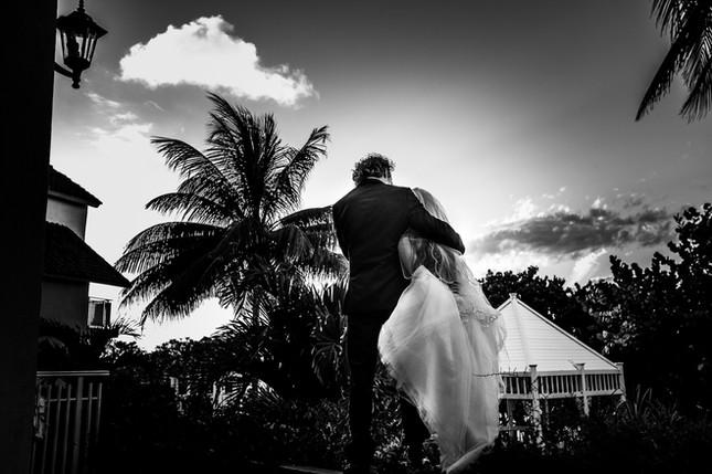 Cuba Wedding Sunset