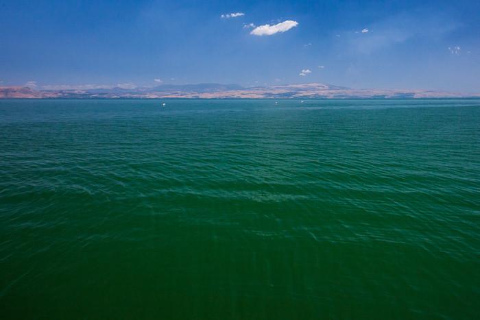 Sea of Galilee Israel 2012