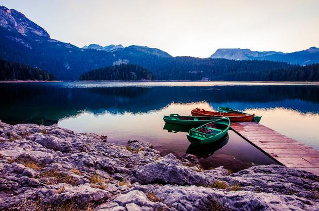 Black Lake Montenegro