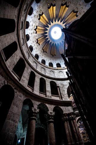 Church of the Holy Sepulchre Jerusalem Israel
