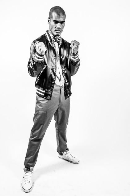Editorial Photography MJKO Boxing