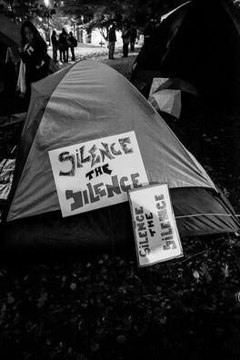 Street Photography photojournalism Occupy Toronto