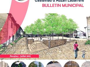 Bulletin Municipal - Juillet 2021