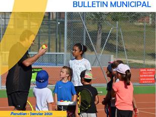 Bulletin Municipal - Janvier 2021