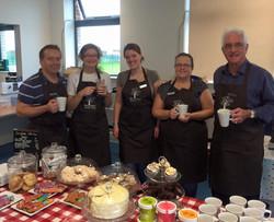 Berryfields CoffeeStop Team