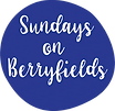 Sundays on Berryfields