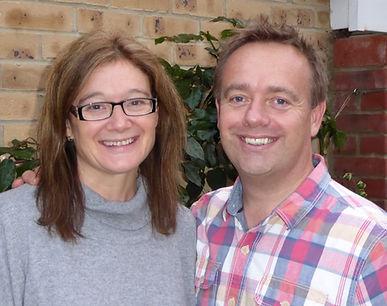 Gareth & Jenny Lane
