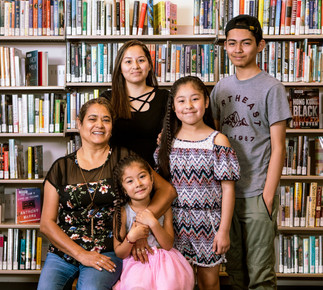 Raising a family of readers