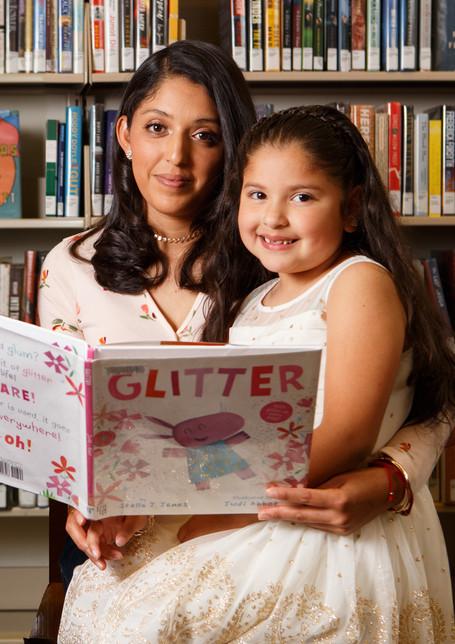 Her Daughter's First and Best Teacher
