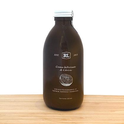 Crema Hidratante de Cítricos 250ml. - RL