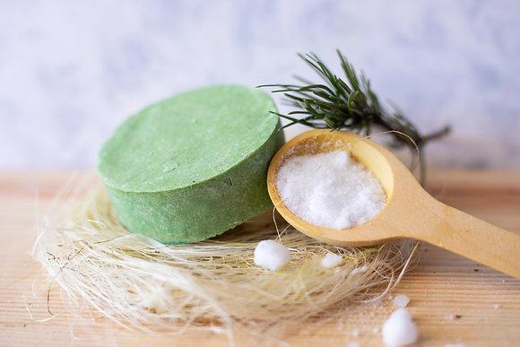 Shampoo Solido - Cabello Graso