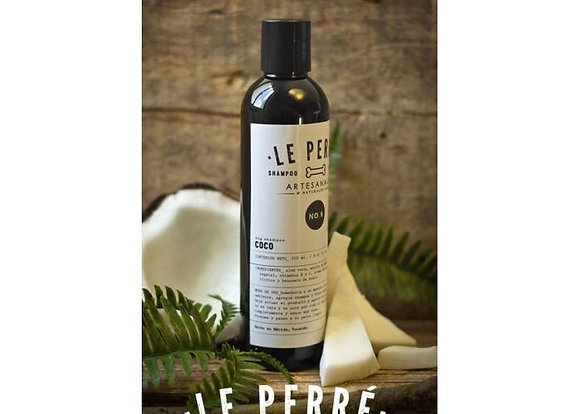 Coco Shampoo 250ml. - Le Perre