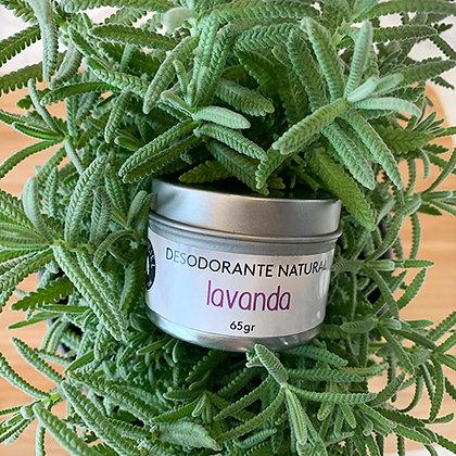 Desodorante Lavanda 65gr. - Esenciel