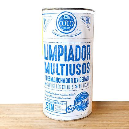 Limpiador Multiusos en polvo 1kg. - Flor de Coco