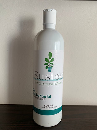 Gel Antibacterial 500ml - Sustec