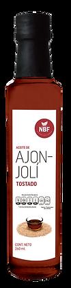 Aceite de Ajonjolí Tostado 260ml.