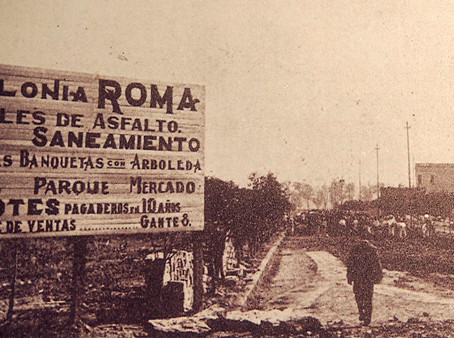 México Inmobiliario: Colonia Roma