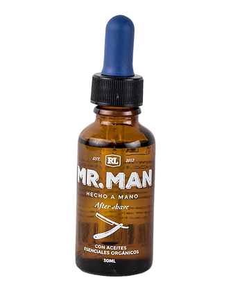 Aftershave 30 ml.