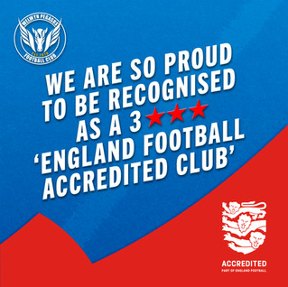 Welwyn Pegasus Recognised as a 3 star Club