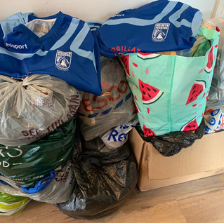 More Donations to Boots2Africa