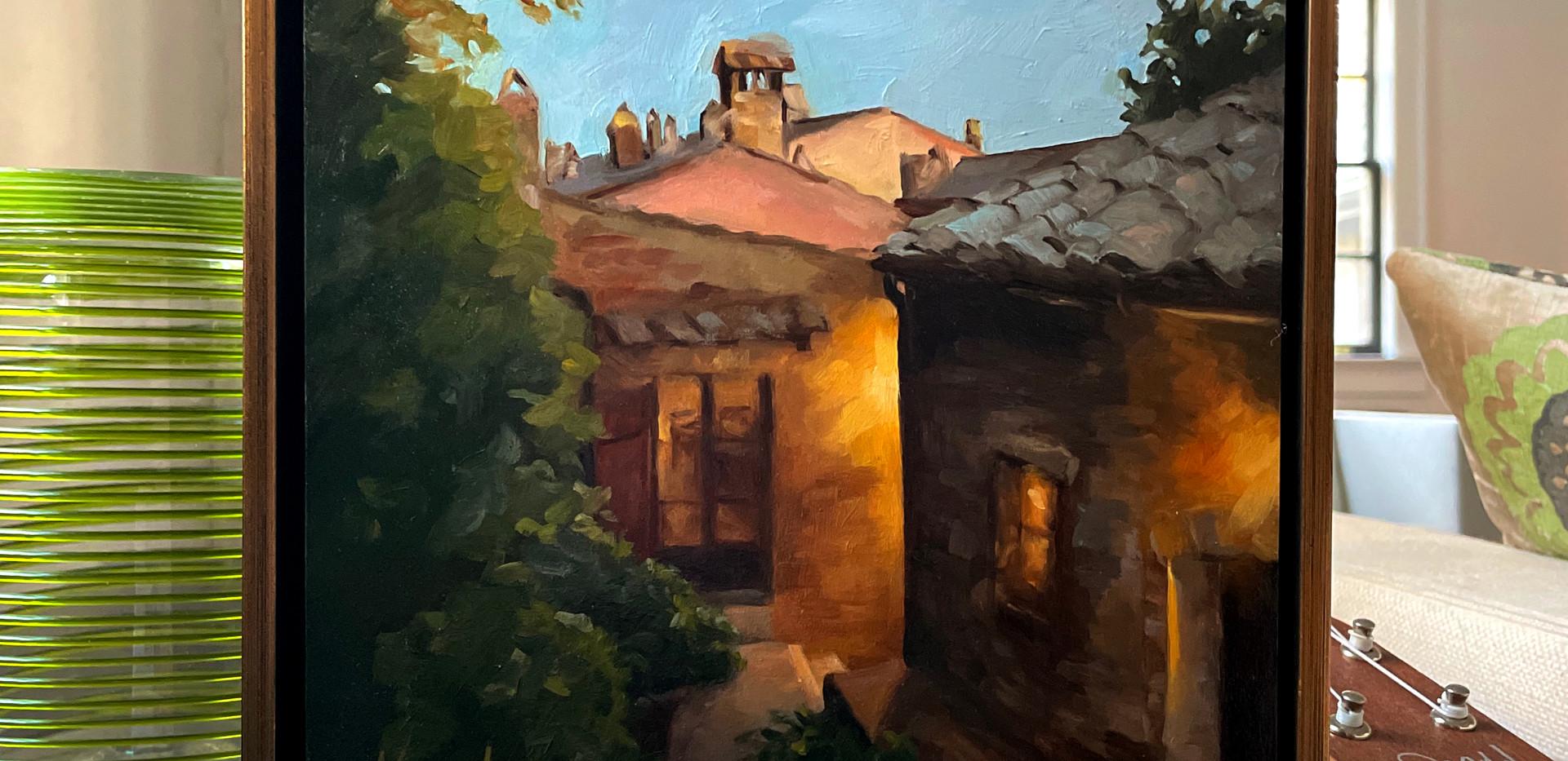 """""""The Borgo Glow"""""""