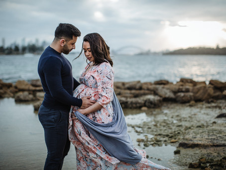 A GRAND ADVENTURE ABOUT TO BEGIN. [SYDNEY MATERNITY PHOTOGRAPHY]