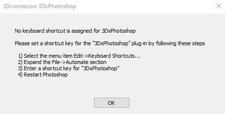 Photoshop & 3D Mouse