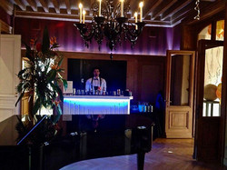 Barman à Cocktails Privé