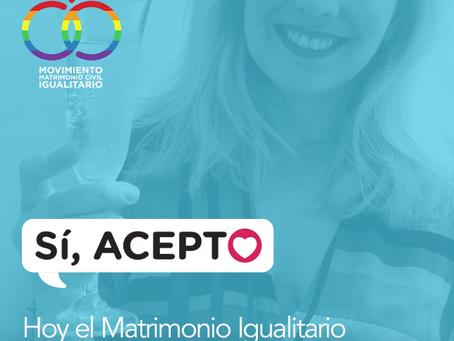 ¡Con el matrimonio civil igualitario, Costa Rica hace historia a nivel centroamericano y mundial!