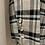 Thumbnail: Veste blazer écossaise marque YAS