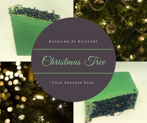 wholesale christmas tree cold process soap bathtime by brittany handmade bath beauty products - Christmas Tree Wholesale