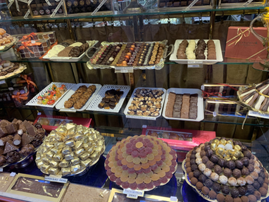 Sweets galore