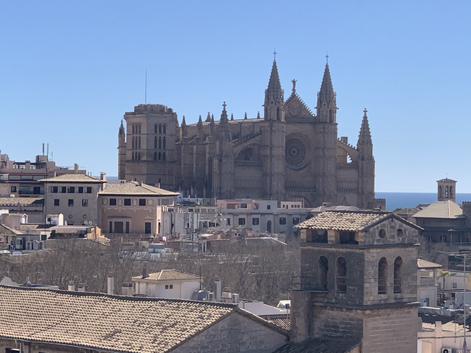 La Seu Cathedral in Palma