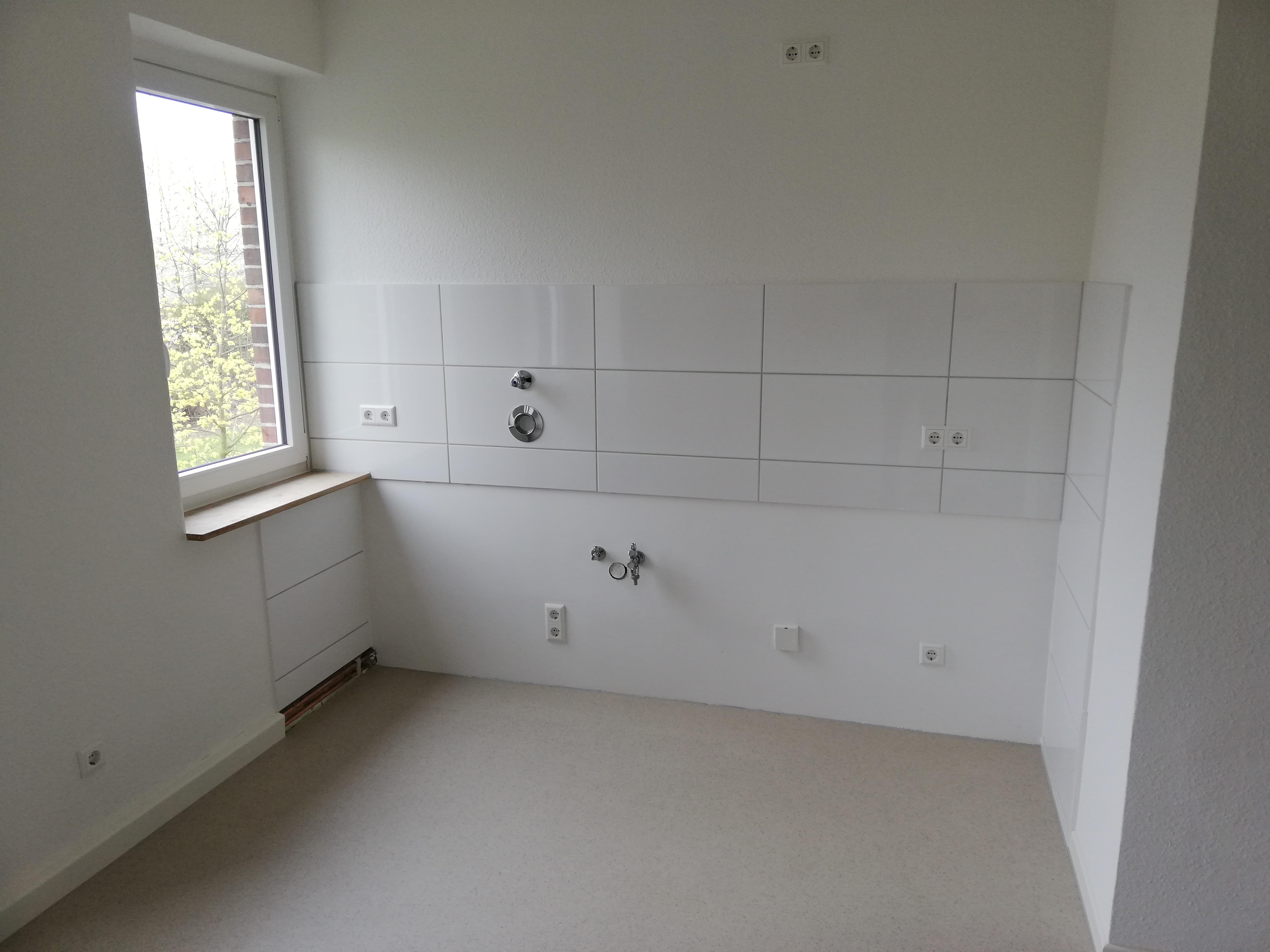 Sanierung Küche nachher