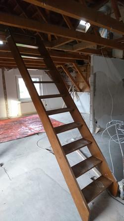 Sanierung Wohnung vorher