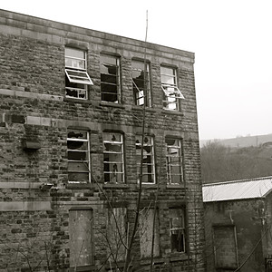 Old Glossop Mill