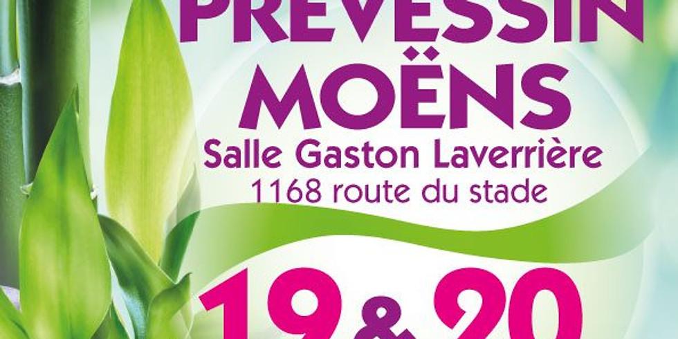 Salon du bien-être à Prévessin-Moëns