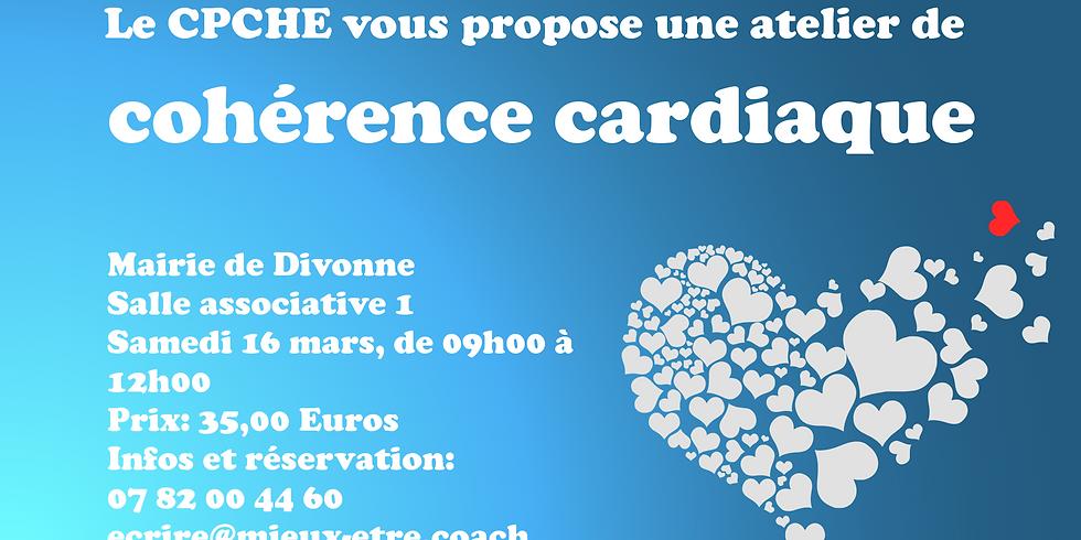Initiation à la cohérence cardiaque à Divonne 01220
