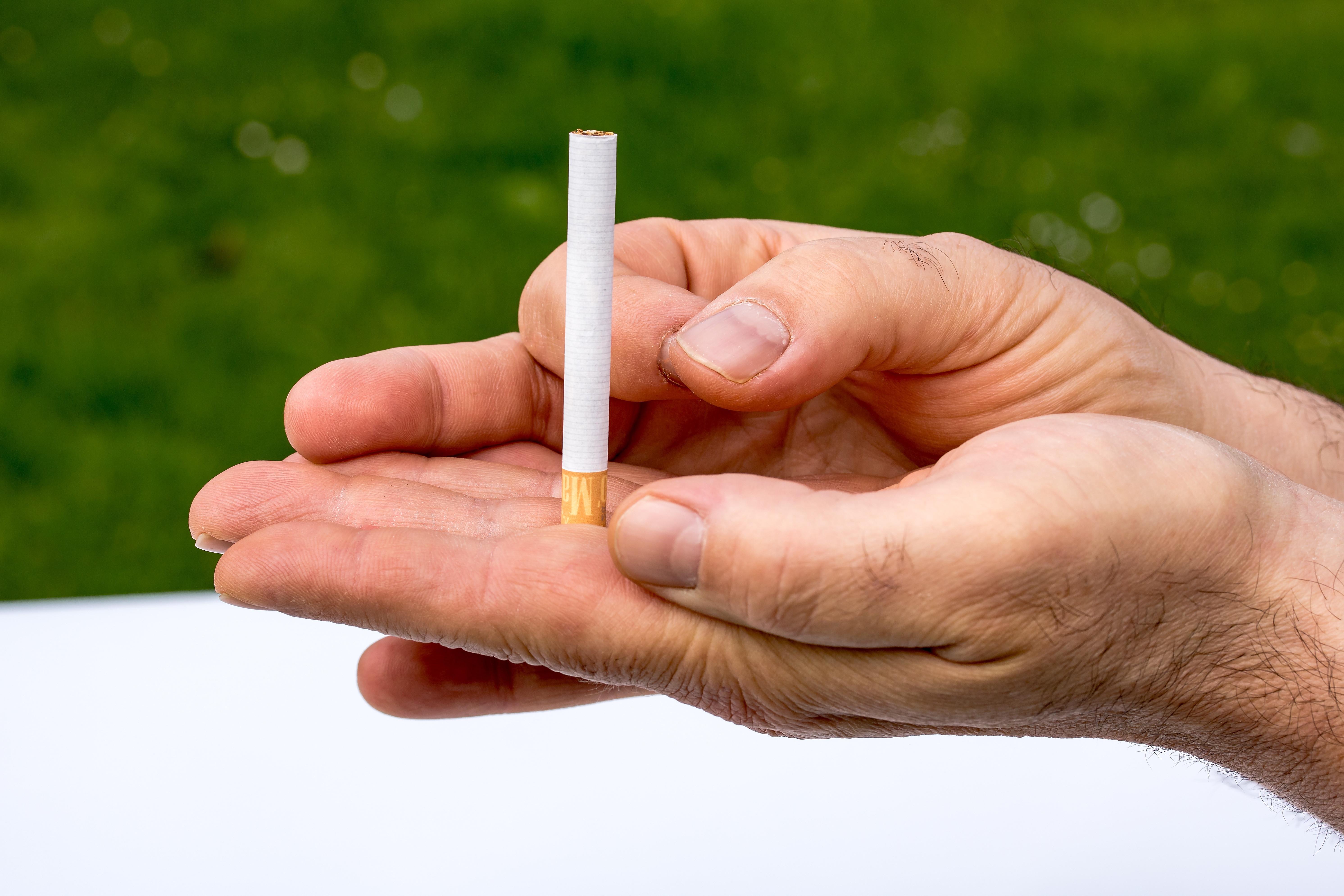 Hypnose: redevenez non fumeur