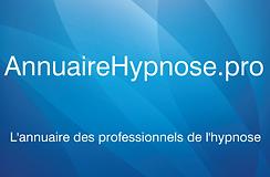 L'annuaire des professionnels de l'hypnose, formations, hypnothérapie,spectacle