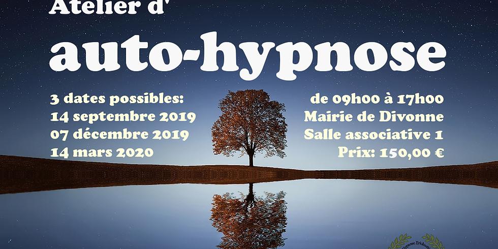 Ateliers d'auto-hypnose à Divonne-les-Bains, 01220