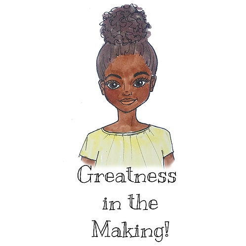 Greatness in the Making!