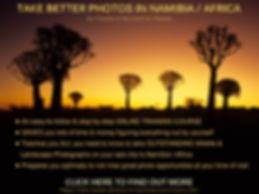 Take Better Photos in Namibia