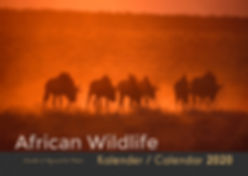 African-Wildlife2020 - A3 size